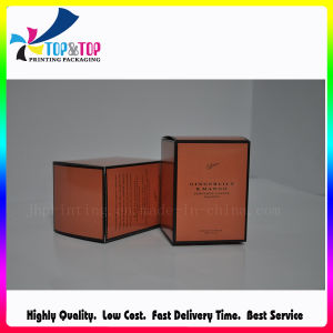 Newest Paper Printing Folded Card Box for Candle Jar pictures & photos