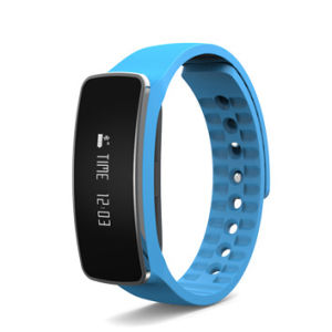 Sports Monitoring Smart Wristband with Data Sync. Function