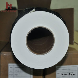 Economical 70GSM, 100GSM, Semi Tacky, Heavy Sticky Sublimation Transfer Paper for Sportswear pictures & photos