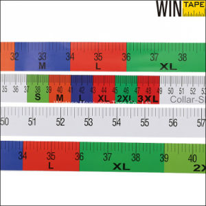 Disposable Custom Printing Medical Paper Measuring Tape pictures & photos