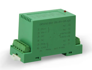 Speed Sensor Signal Isolation Amplifer with DIN Rail-Mounting pictures & photos