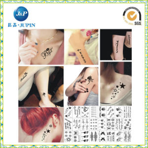 2016 Custom Pretty Fashion Temporary Tattoos (JP-TS076) pictures & photos