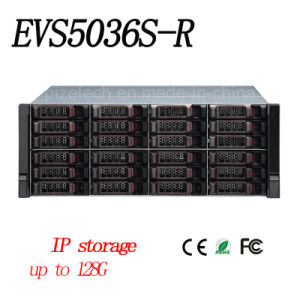 512 Channel Embedded Video Storage {Evs5036s-R} pictures & photos