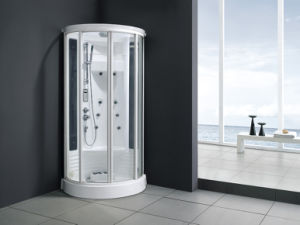 Mini Personal Steam Shower Room with Sole Massage (M-8226) pictures & photos
