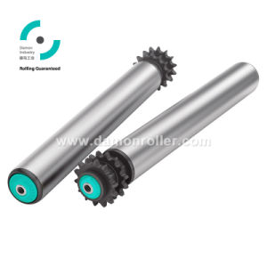 Conveyor Rollers with Polymer Single/Double Sprocket (2214/2224) pictures & photos