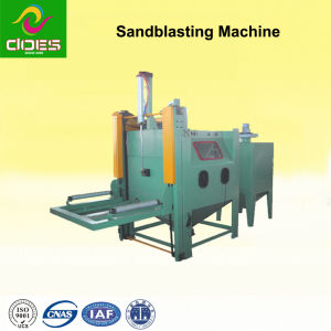 Sand Blasting Machine for Clean Tyre Mould Pattern with 900# pictures & photos
