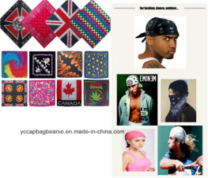 100% Cotton Wholesale Custom Bandana pictures & photos