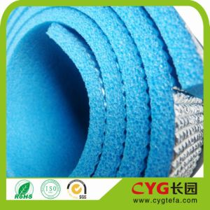Crosslinked PE Foam Roll Aluminum Foil Eco-Friendly Heat Insulation pictures & photos