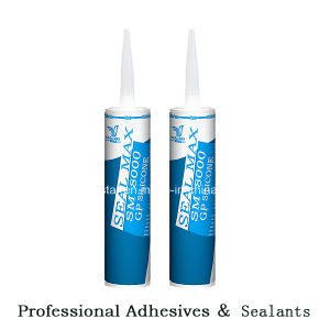 Adhesive Sealant One Component Acetic Gp Silicone