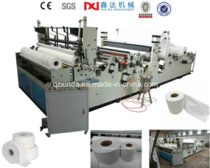 Maxi Roll and Toilet Paper Making Machine Price Manufacture pictures & photos