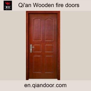 Wooden Interior Fire Door Interior Room Door for Hotel pictures & photos