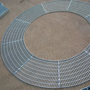 Mild Steel Grating, Steel Grating Panel, Steel Gratings Stock Panel pictures & photos