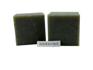 Dead Sea Black Mud Mineral Soap for Skin Care