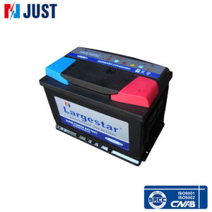 Rechargeable Battery Dry Charged Battery Lead Acid Battery Mf DIN77 pictures & photos