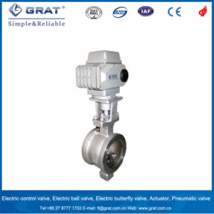 Metal Seat Motorized Control Valve pictures & photos