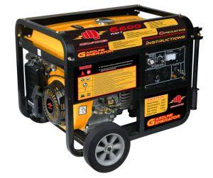 6000watt Electric Start AVR Portable Backup Petrol Power Generator