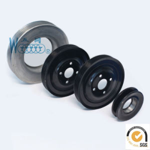 Iron High quality Ribbed Pulley pictures & photos