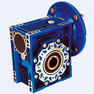 Nmrv25-150 Worm Arrangement Reducer Worm Gearbox pictures & photos