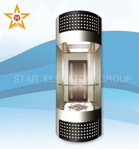 Panoramic Elevator (semicircle type) Standard pictures & photos