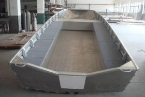 Strong and Durable Aluminium Working Pontoons WS6-35 pictures & photos