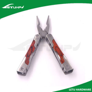 Wood Handle Multi Purpose Tool Pliers pictures & photos