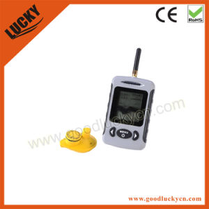 Handheld Wireless Model Potable Fish Finder pictures & photos