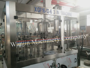Good Quality Water Bottling Automatic Pet Bottle Pure Machine pictures & photos