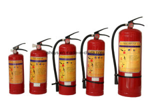 8kg Portable Dry Powder Fire Extinguisher (GB4351.1-2005) pictures & photos