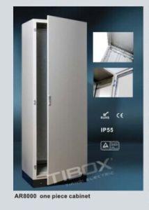 Tibox Ar8000 One Piece Floor Stand Cabinet-Single Door/Double Door pictures & photos