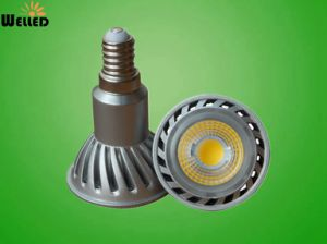 Dimmable LED Spot Light Lamp 5W E14 COB/SMD pictures & photos