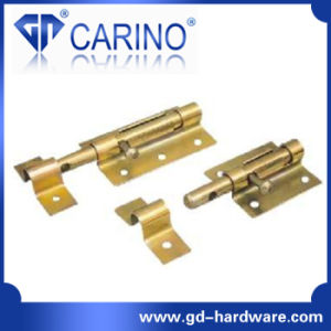 (WX) Colored Plated Zinc Wx Type Iron Door Latch pictures & photos