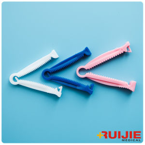 Disposable Medical Umbilical Cord Clamp pictures & photos