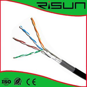 LAN Cable/FTP Cat5e Cable with Good Quality Material pictures & photos