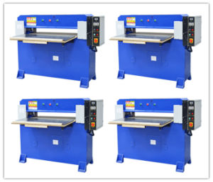 30tons Cutting Machine for PVC EVA PE PU Material Cutting, Ce Approved Cutter pictures & photos
