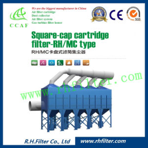 Vertical Dust Collector for Cement Industry pictures & photos