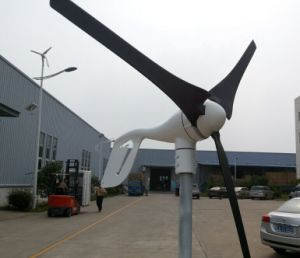 600W Horizontal Wind Turbine Generator with Ce Certificate pictures & photos