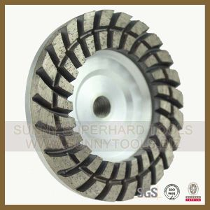 Floor Diamond Grinding Cup Wheels (TY-CP-001) pictures & photos