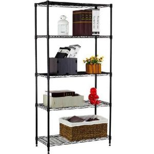 DIY Adjustable Metal Home Wire Rack with Powder Coating pictures & photos