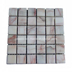 Factory Price Marble Mosaic Tiles for Wall Decoration pictures & photos