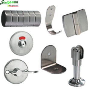 Compact Laminate Toilet Partition Hardware pictures & photos