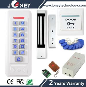 Hot Low Price Control Two Doors Standalone RFID Card Door Access Control pictures & photos