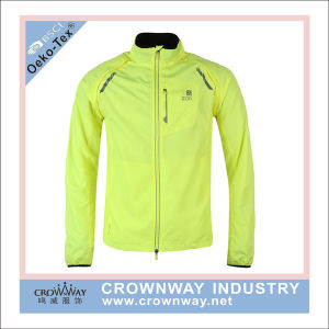 Mens Lightweight Reflective Ultra-Light Rain Running Jacket for Outdoor pictures & photos