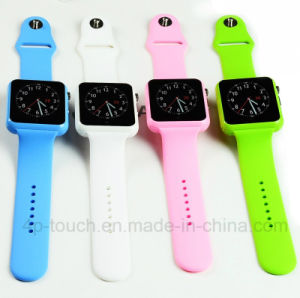 Colorful Screen Smart Watch Phone with SIM Card Slot G11 pictures & photos