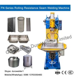 Numerically Controlled Wire Mesh Rolling Seam Welding Machine pictures & photos