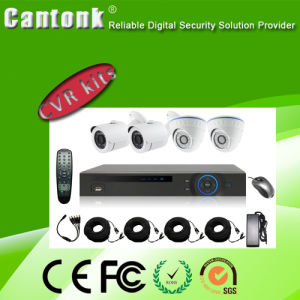 DVR Kits Bullet Dome Water-Proof CCTV Network Ahd CCTV Camera pictures & photos