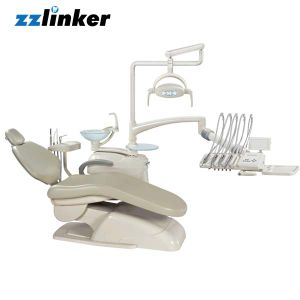 Suntem St-D307 Upgrade CE Top Mounted Dental Chair pictures & photos
