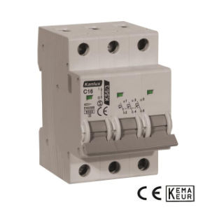 CE Kema Approval Miniature Circuit Breaker MCB pictures & photos