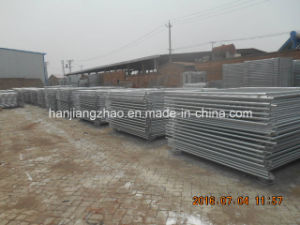 Australian as 4687: 2007 Standard Temporary Fence China pictures & photos