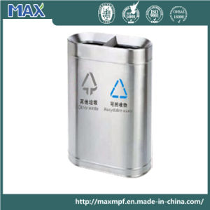 Stainless Steel Airrport Dustbin Type pictures & photos