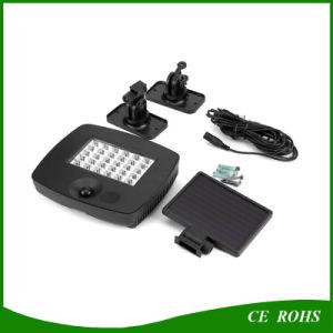 Solar High Brightness Motion Sensor LED Spotlight Solar Garden Outdoor Street Light pictures & photos